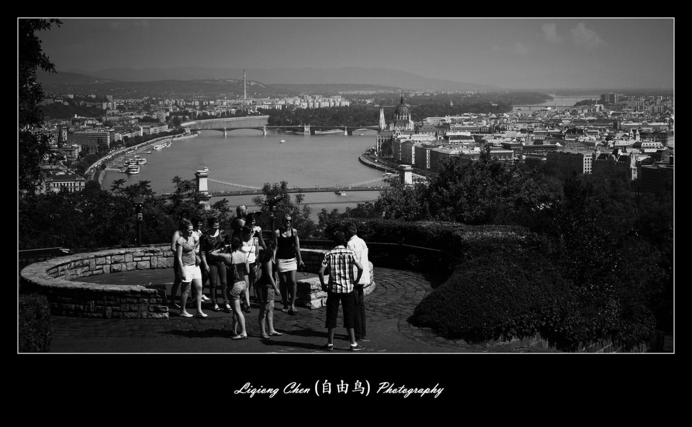 匈牙利布达佩斯,两岸风貌_图1-8