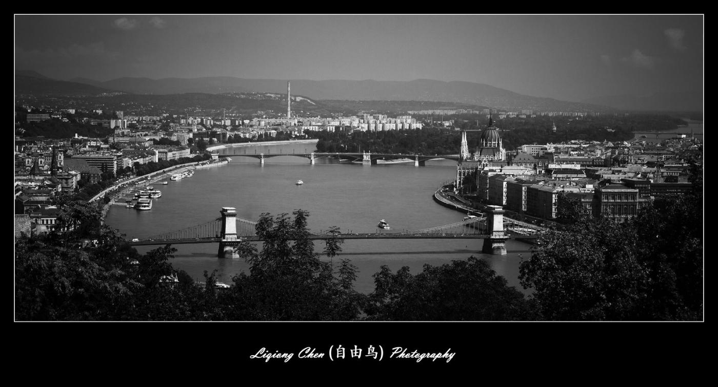 匈牙利布达佩斯,两岸风貌_图1-6