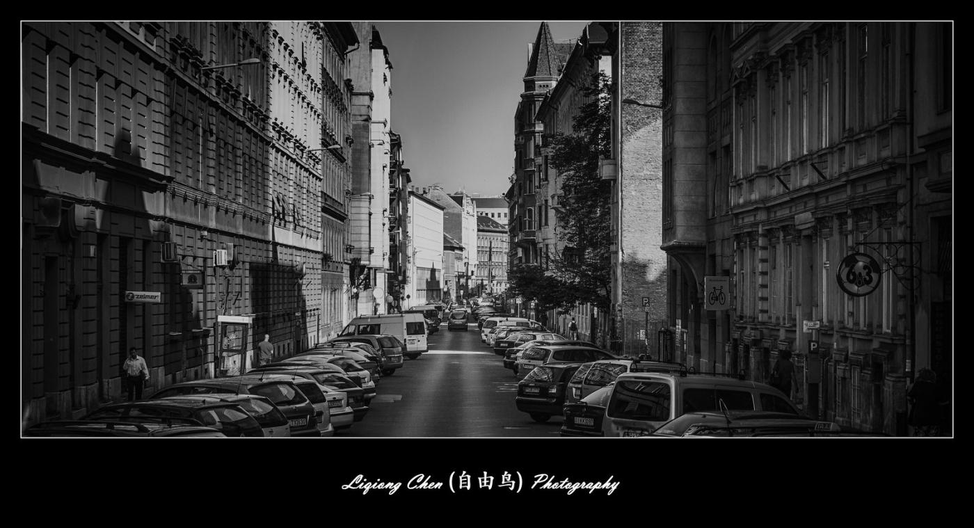 匈牙利布达佩斯,两岸风貌_图1-4