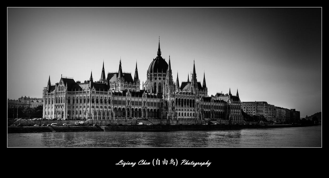 匈牙利布达佩斯,两岸风貌_图1-2