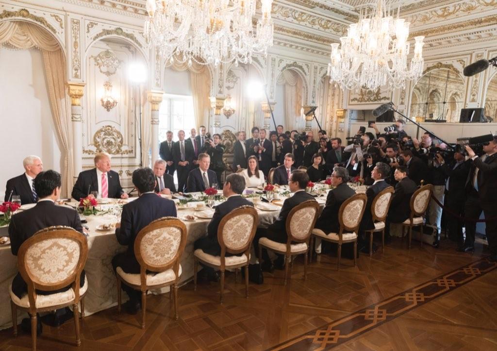 贸易:特朗普和安倍会谈的焦点问题_图1-2