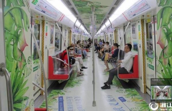 杭州的武義風景旅游地鐵_圖1-1