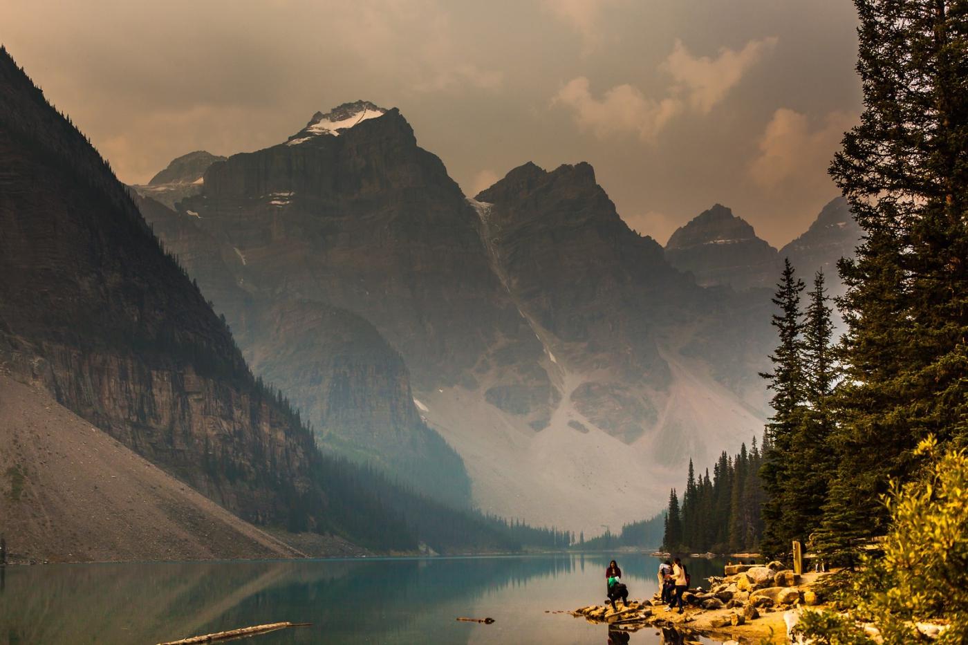 加拿大夢蓮湖,美的令人窒息_圖1-10