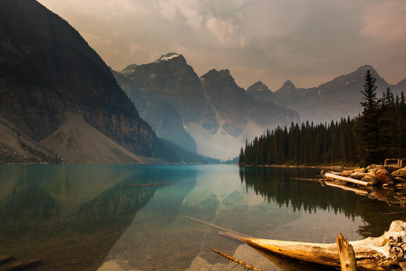 加拿大夢蓮湖,美的令人窒息_圖1-7