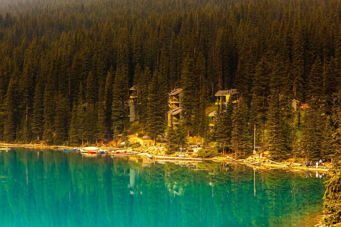 加拿大夢蓮湖,美的令人窒息_圖1-6