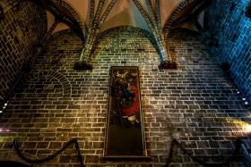 西班牙巴伦西亚主教堂,看看细节