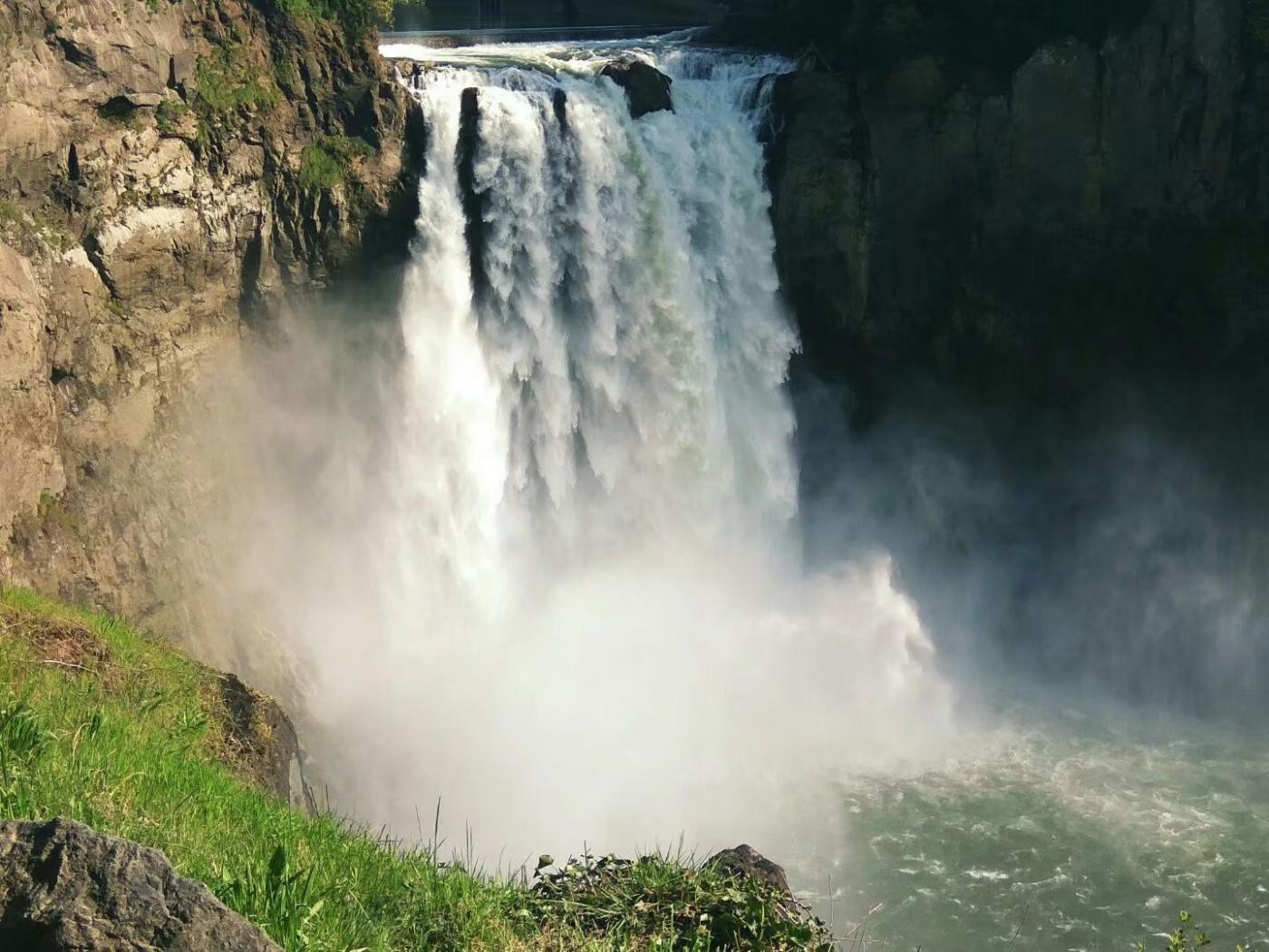 再访斯诺夸尔米瀑布(图)_图1-22