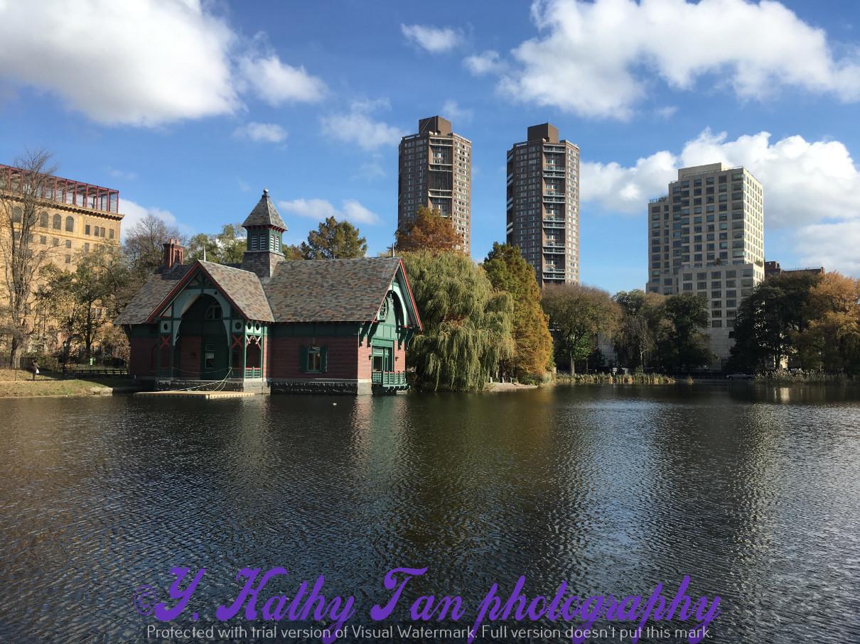 神奇的中央公園秋季_圖1-1