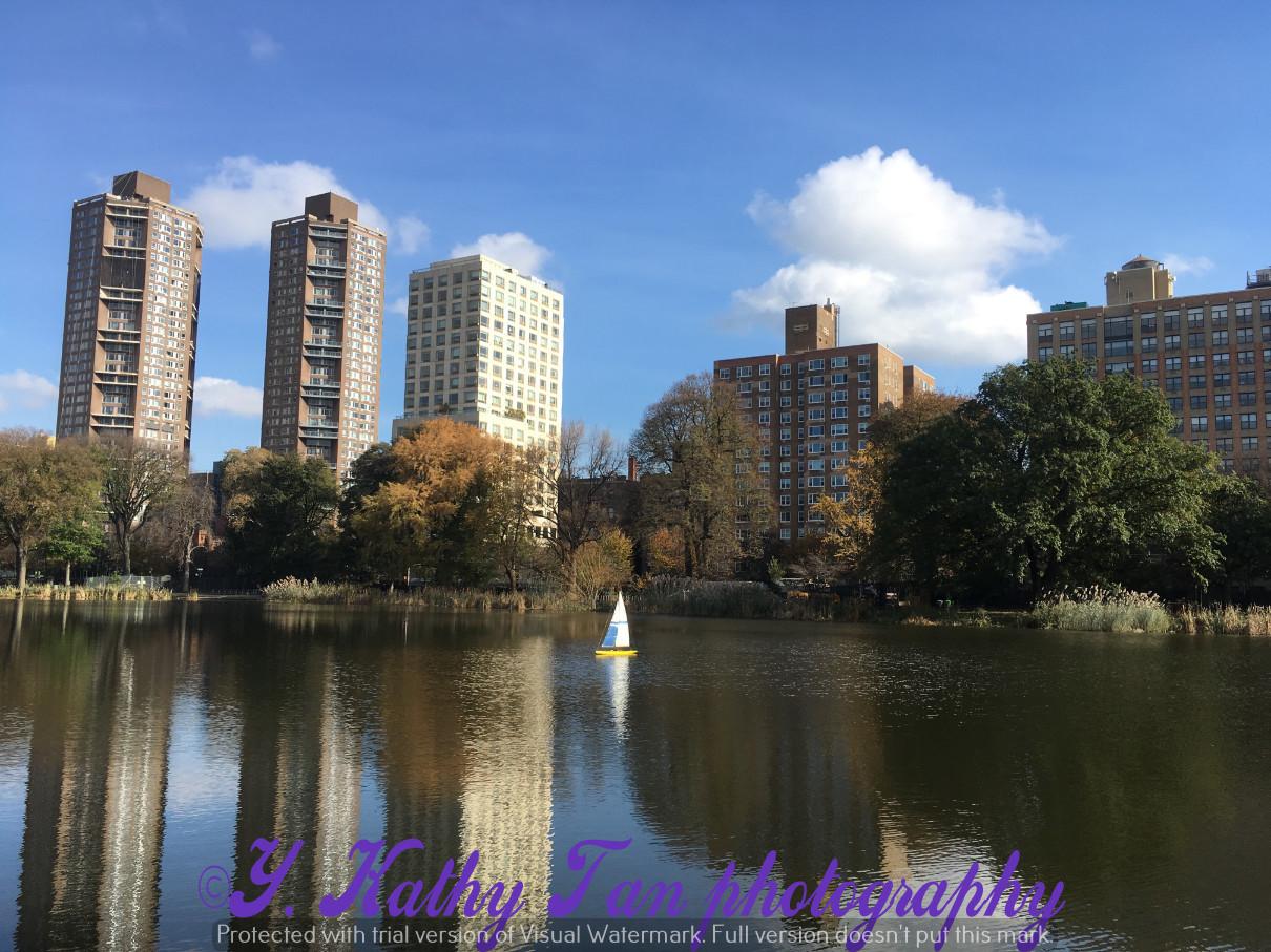 神奇的中央公園秋季_圖1-6