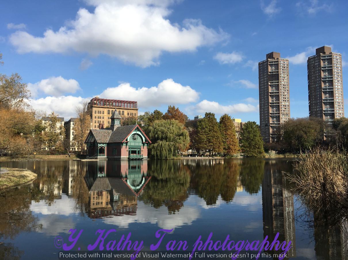 神奇的中央公園秋季_圖1-5