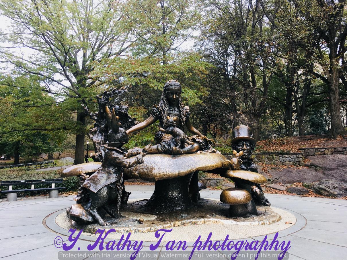 神奇的中央公園秋季_圖1-11