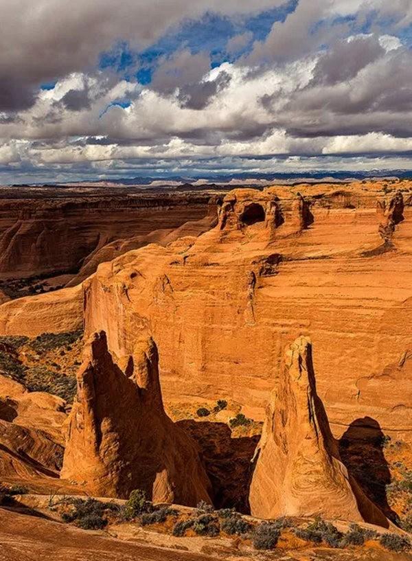 美麗的砂岩碗_圖1-12