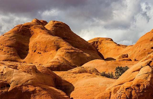 美麗的砂岩碗_圖1-16