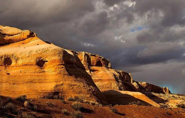 美麗的砂岩碗_圖1-17