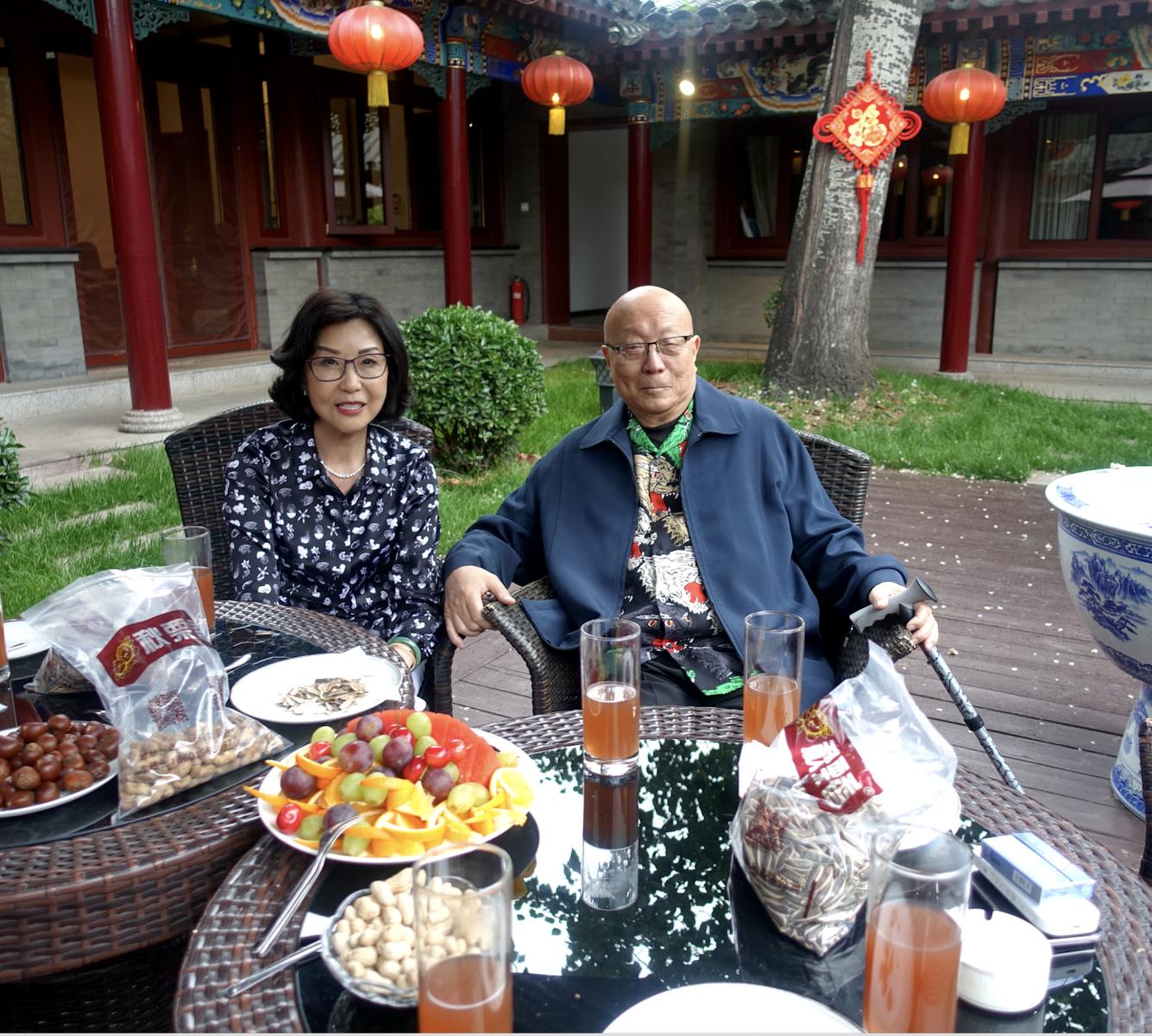 北京印象︰作客四合院內的豪華家宴_圖1-1