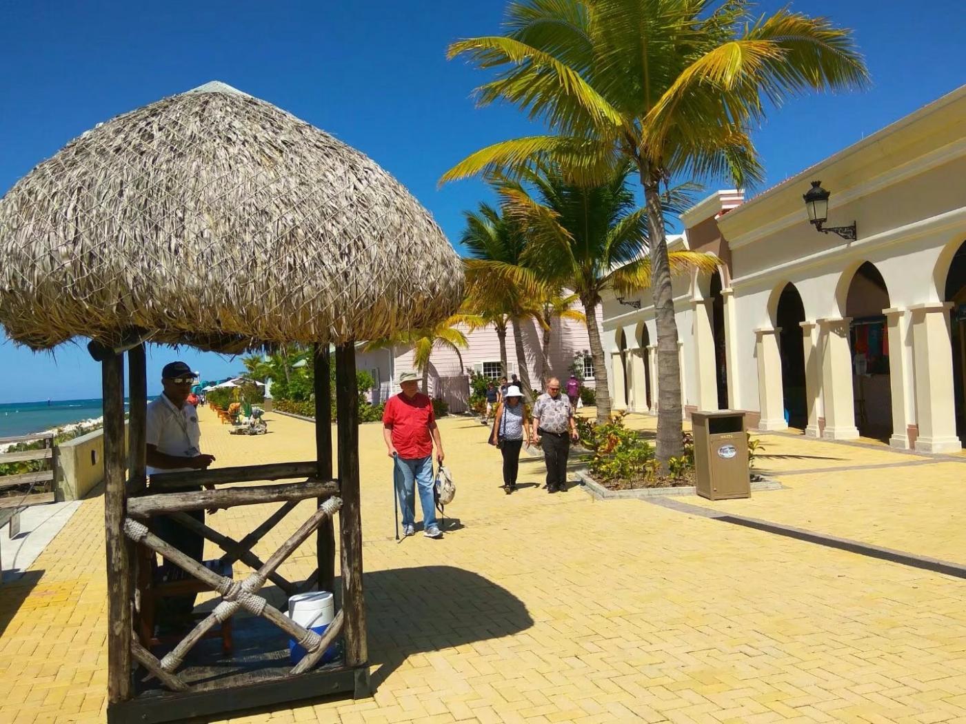 多米尼加有个琥珀湾(图)_图1-6