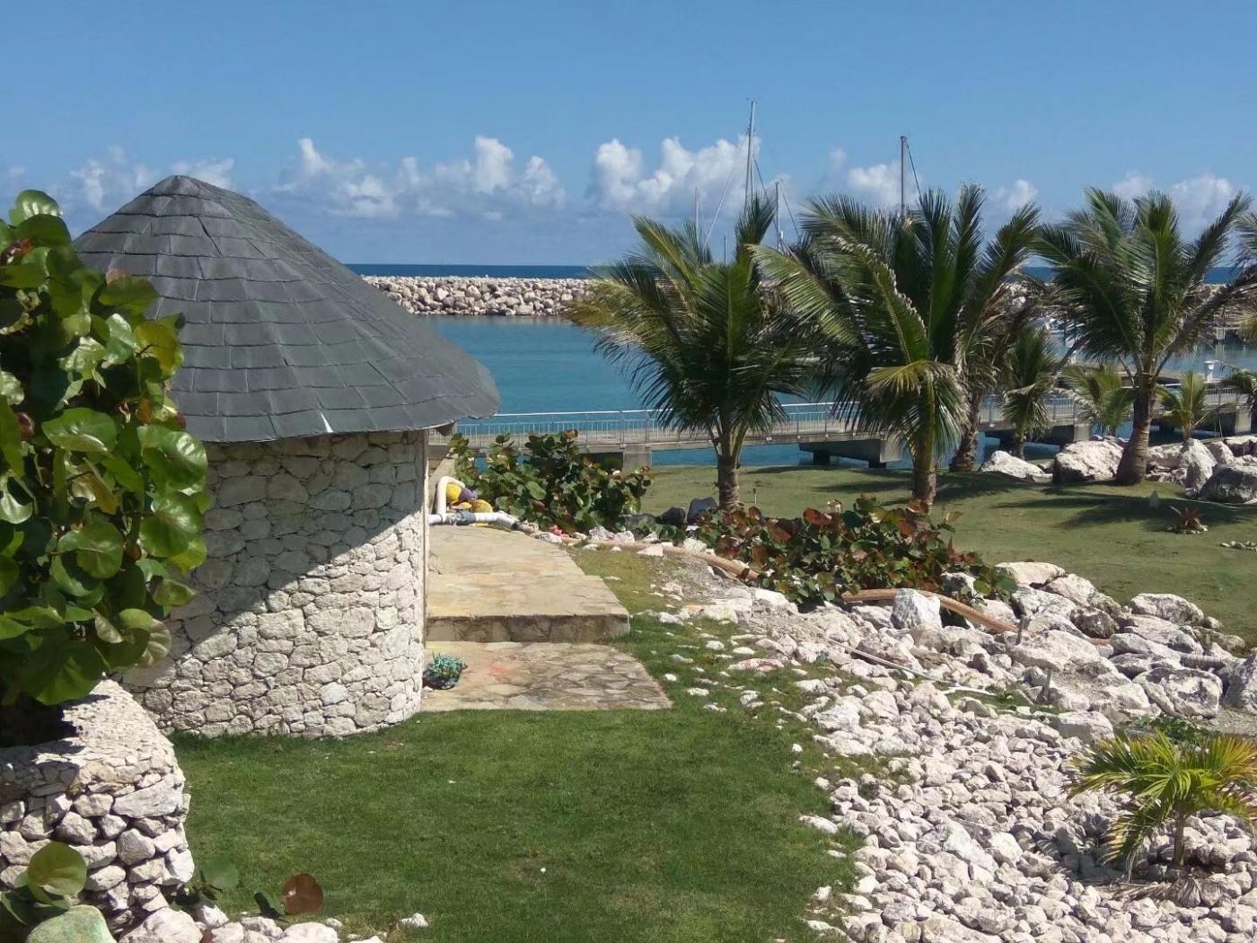 多米尼加有个琥珀湾(图)_图1-17