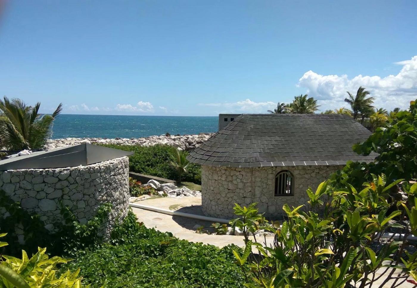 多米尼加有个琥珀湾(图)_图1-19