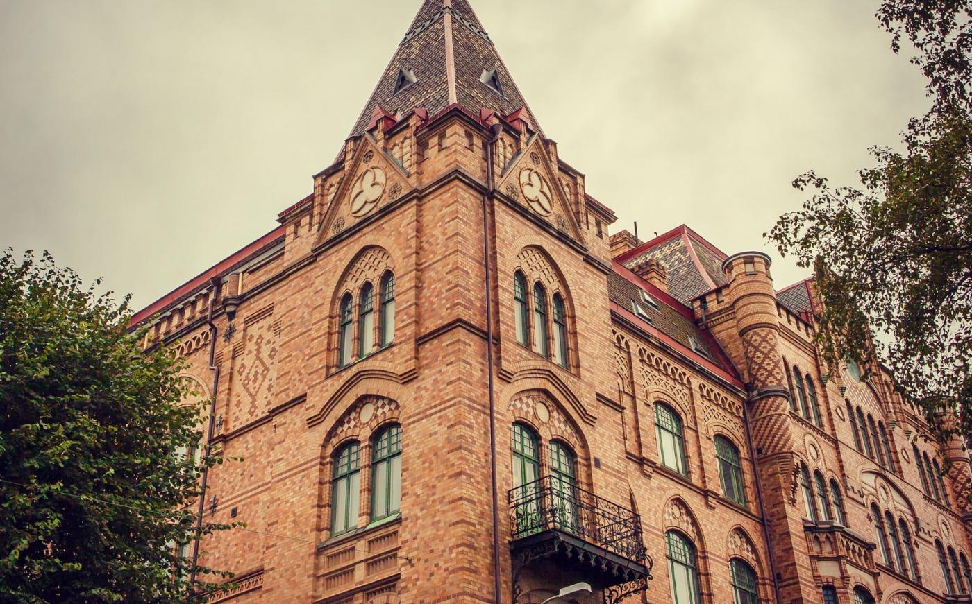 瑞典哥德堡,這幢大廈很特殊_圖1-13
