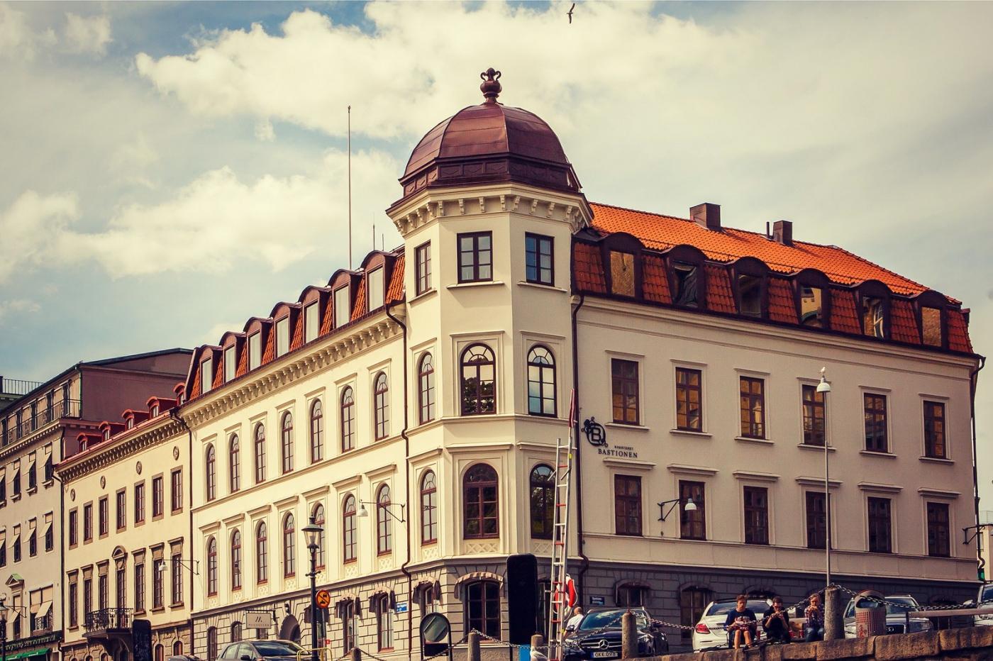 瑞典哥德堡,這幢大廈很特殊_圖1-12