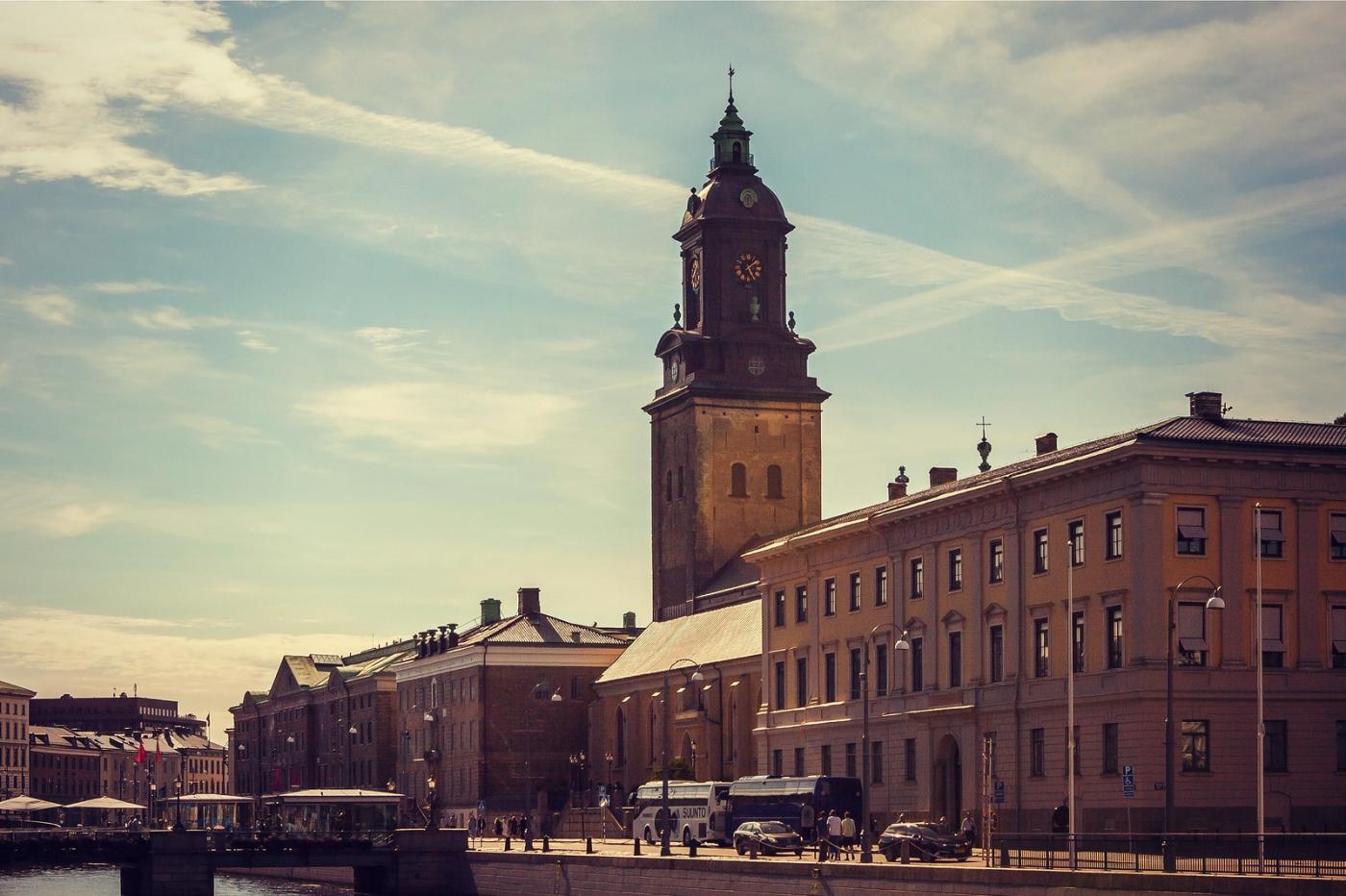 瑞典哥德堡,這幢大廈很特殊_圖1-8