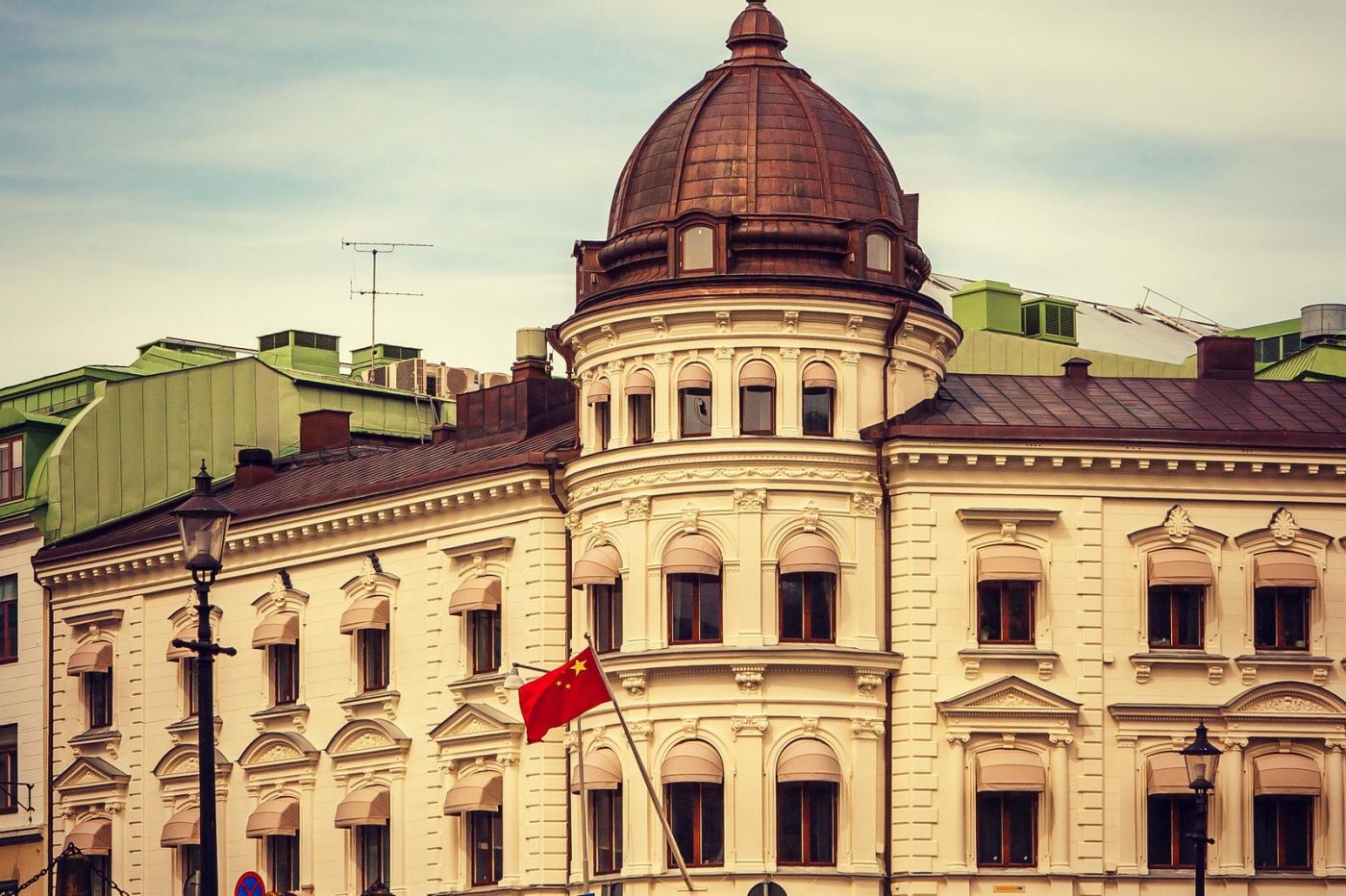 瑞典哥德堡,這幢大廈很特殊_圖1-1