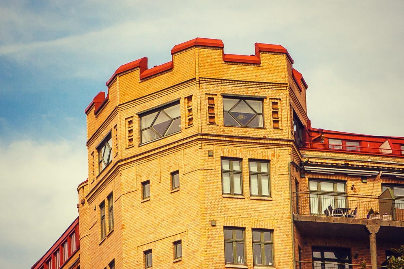 瑞典哥德堡,這幢大廈很特殊_圖1-4