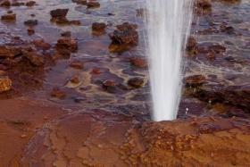 格兰河州立公园-----喷泉,五孔