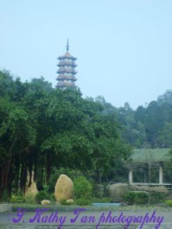 广东省鹤山市雅瑶黄洞村_图1-16