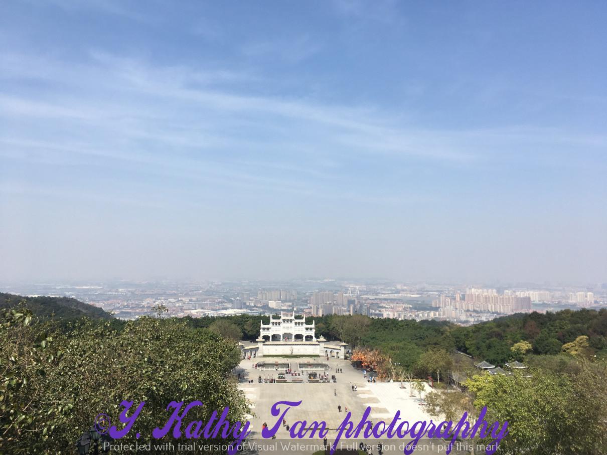 西樵山国家公园_图1-12