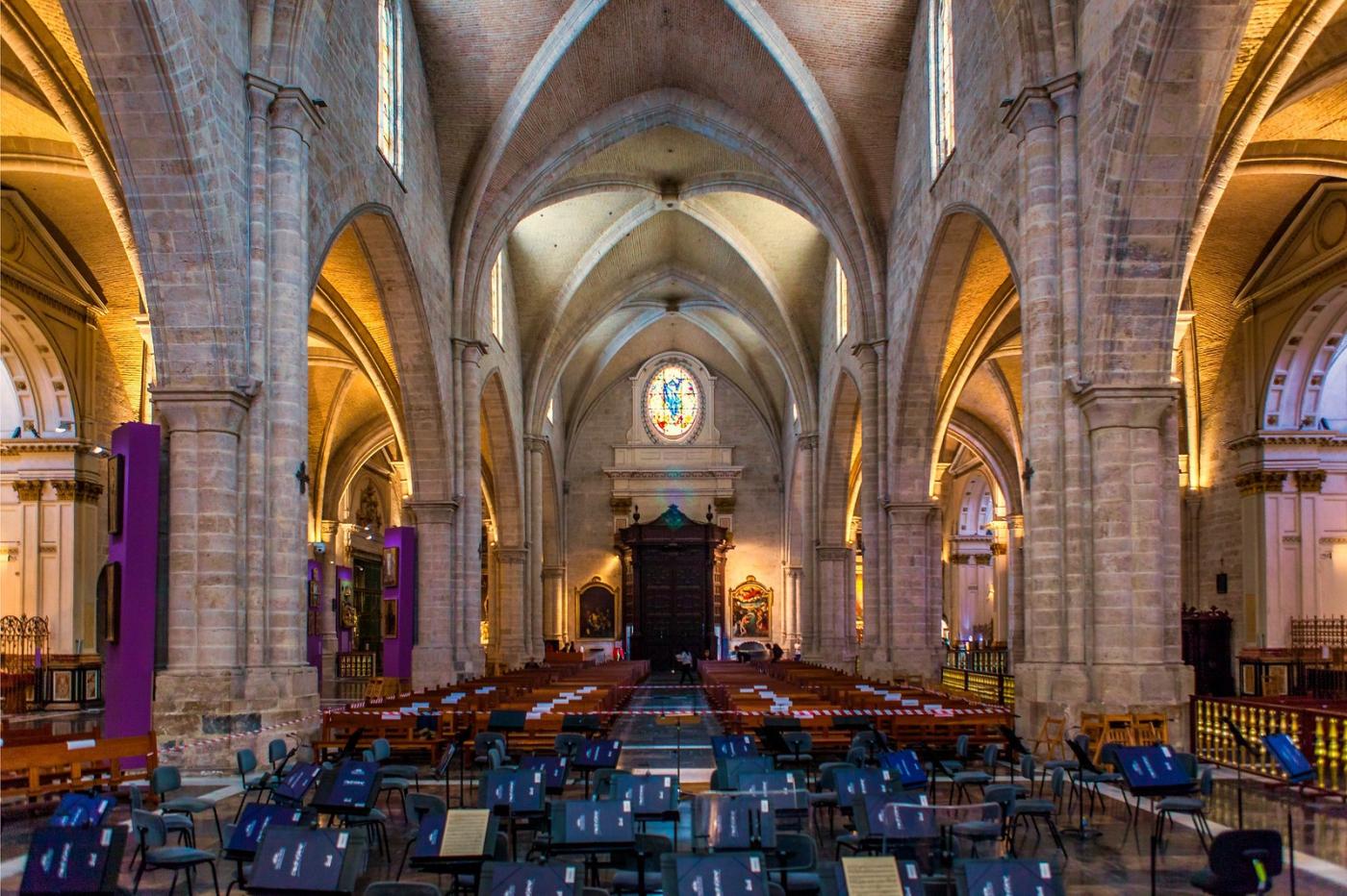 西班牙巴倫西亞主教堂,越看越喜歡_圖1-11