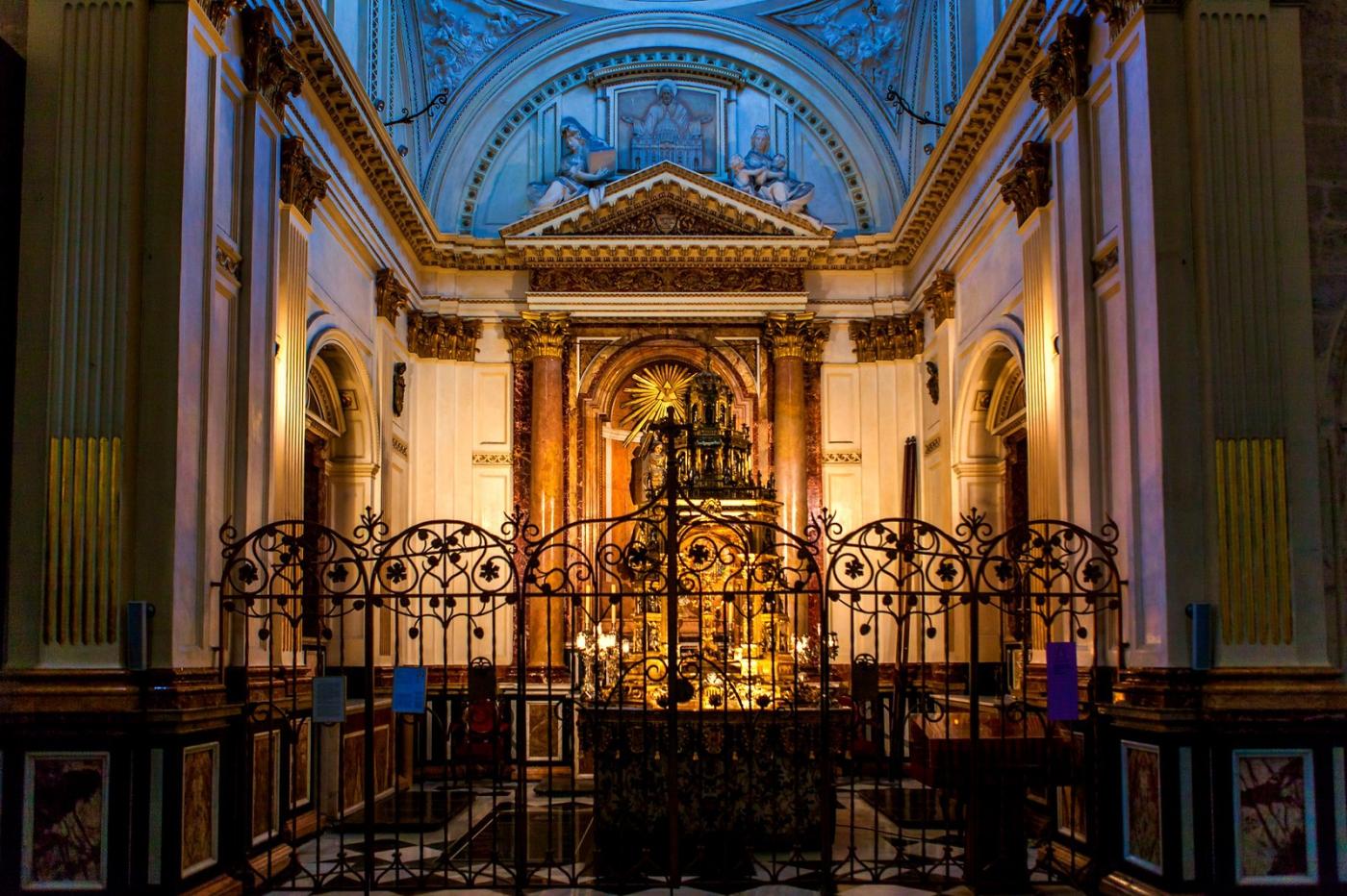 西班牙巴倫西亞主教堂,越看越喜歡_圖1-12