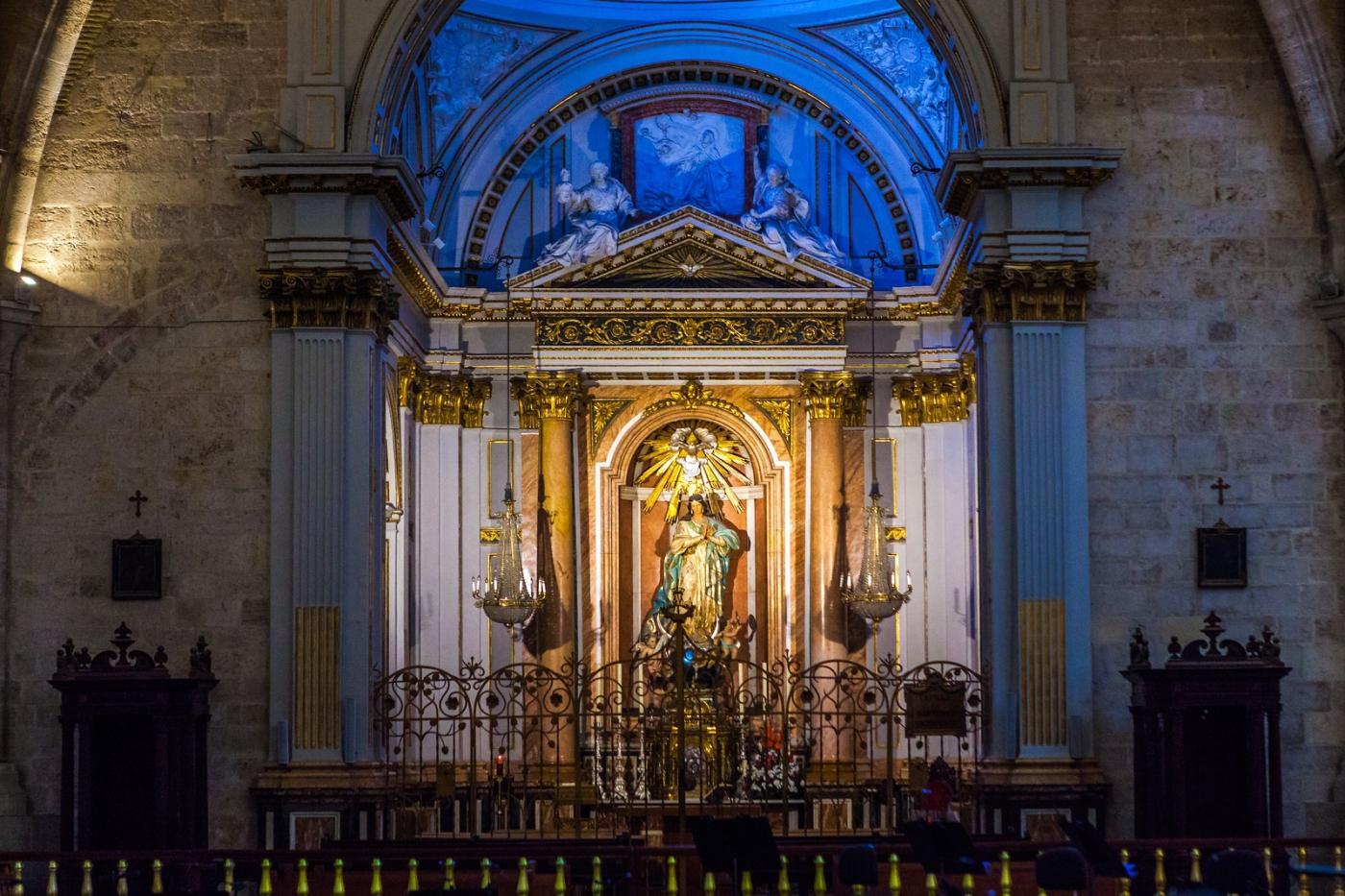 西班牙巴倫西亞主教堂,越看越喜歡_圖1-10