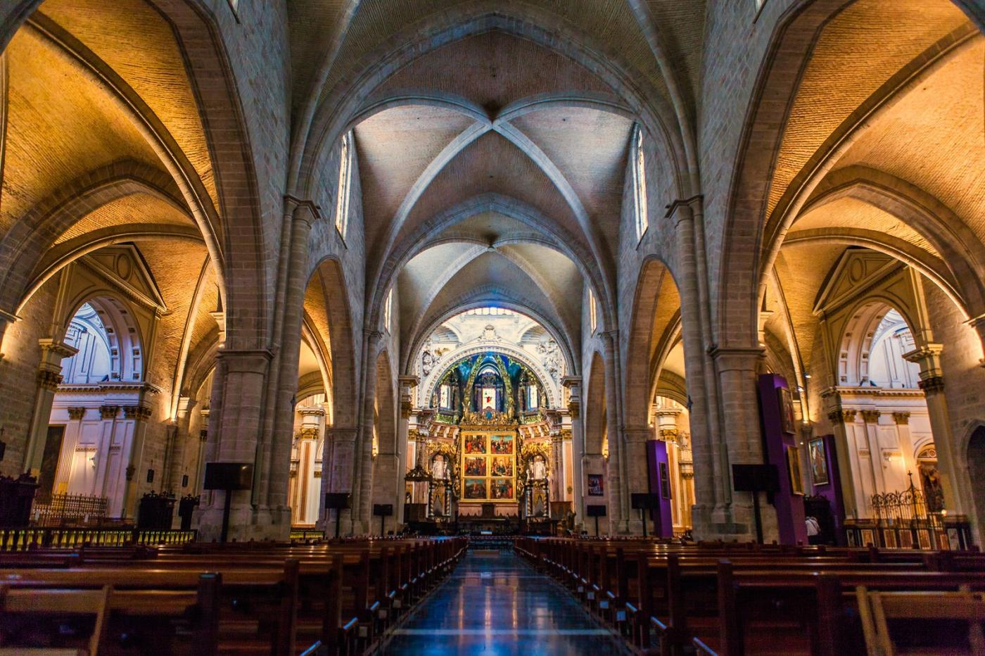 西班牙巴倫西亞主教堂,越看越喜歡_圖1-9