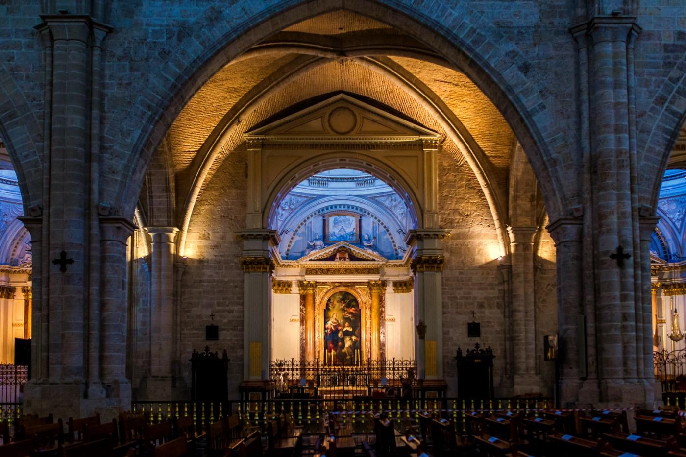 西班牙巴倫西亞主教堂,越看越喜歡_圖1-8