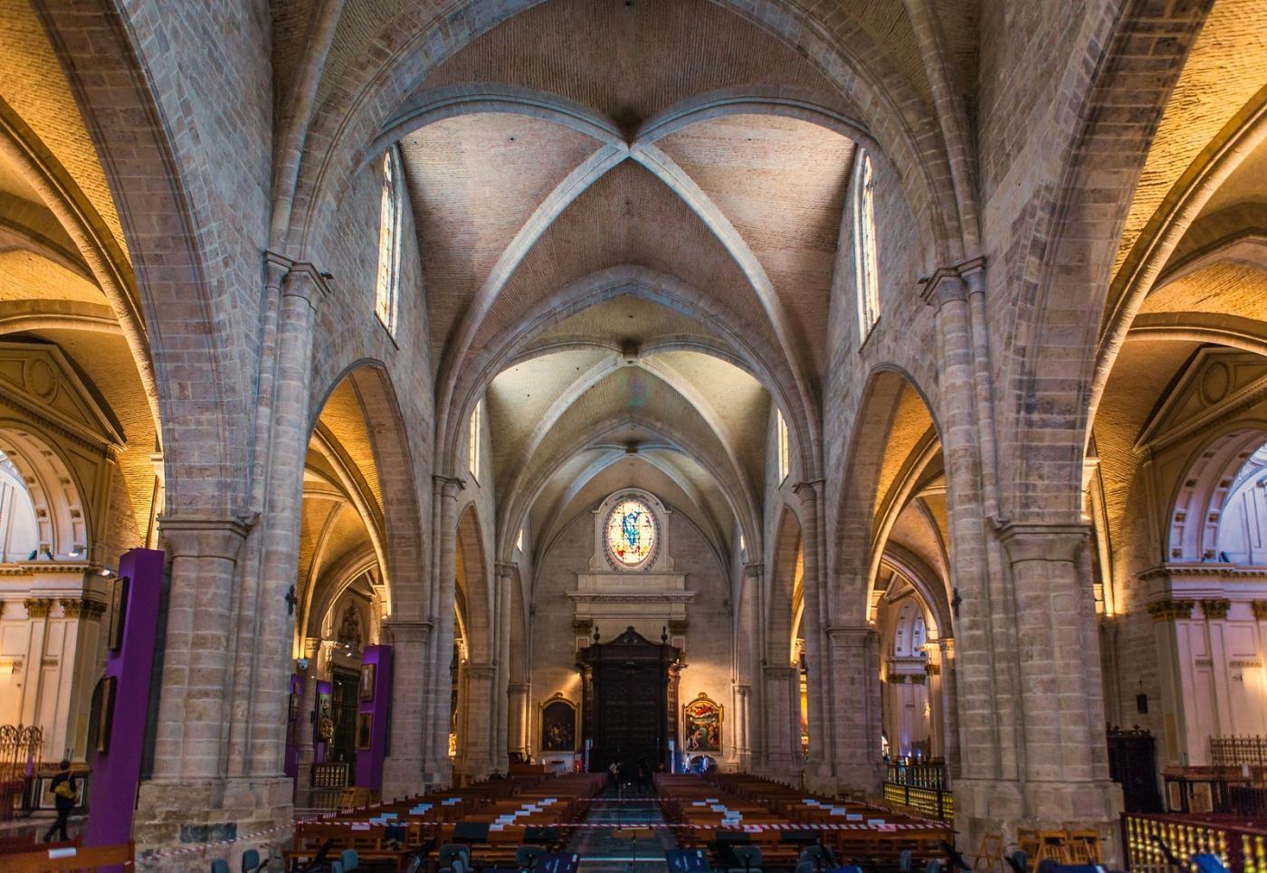 西班牙巴倫西亞主教堂,越看越喜歡_圖1-7