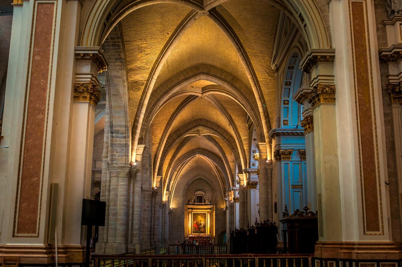 西班牙巴倫西亞主教堂,越看越喜歡_圖1-1