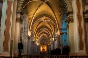 西班牙巴伦西亚主教堂,越看越