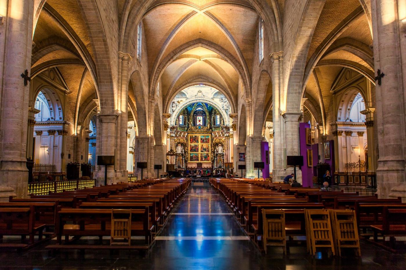 西班牙巴倫西亞主教堂,越看越喜歡_圖1-4