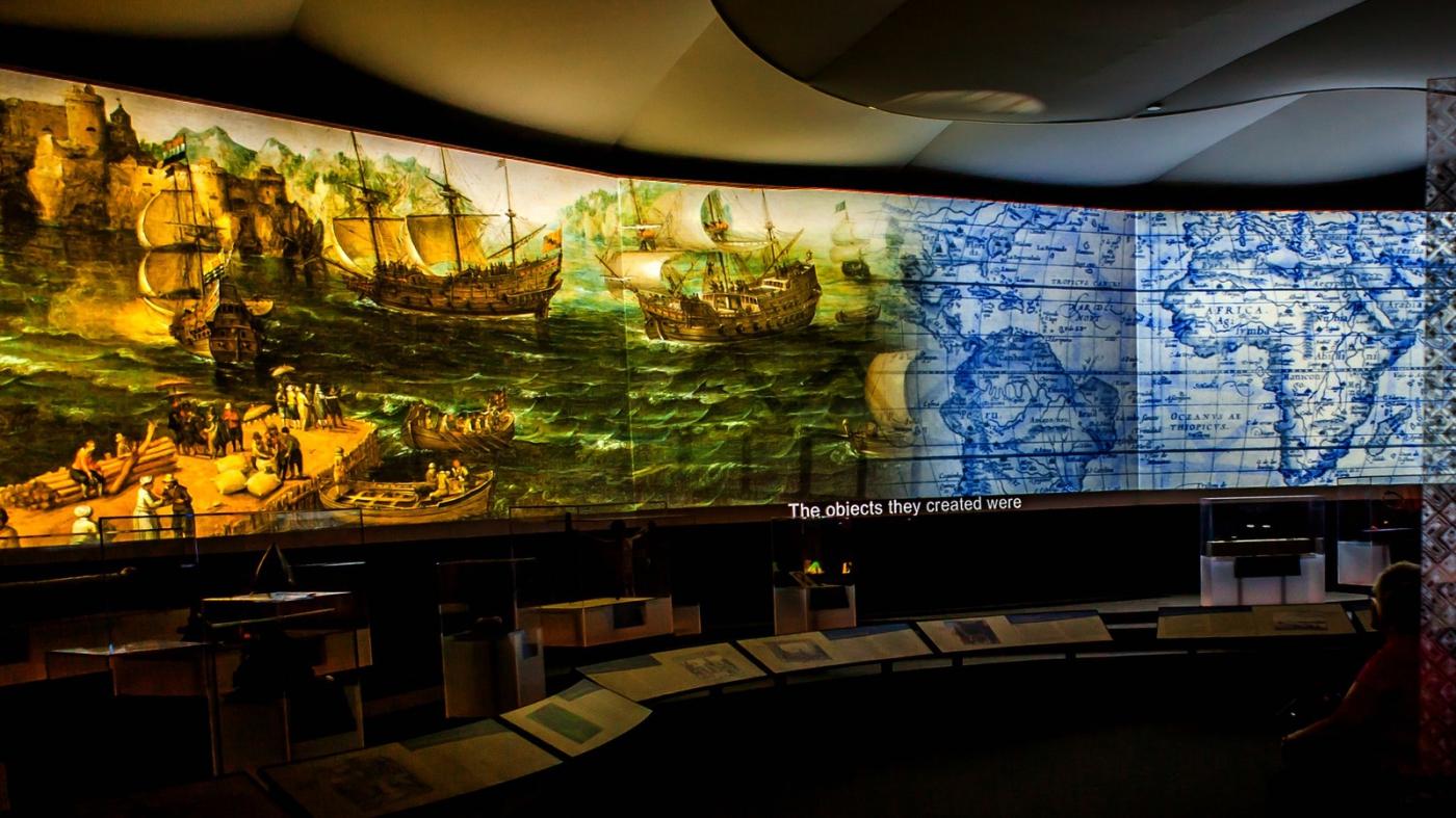 詹姆斯敦定居点博物馆,视觉效果特棒_图1-5