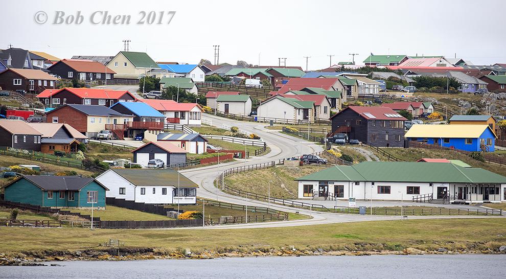 【海洋游记】福克兰群岛首府-斯坦利港_图1-8