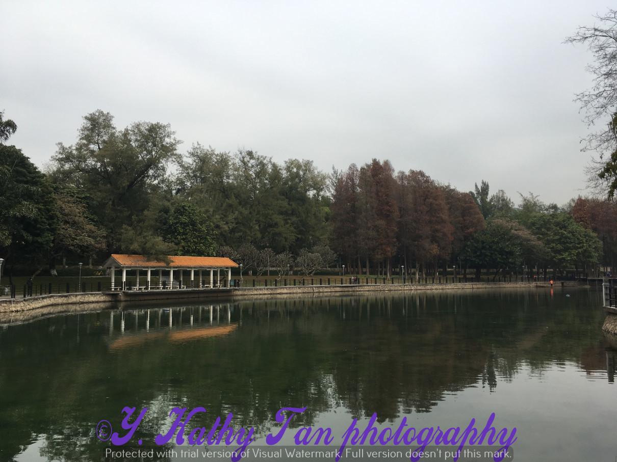 廣州麓湖公園_圖1-4