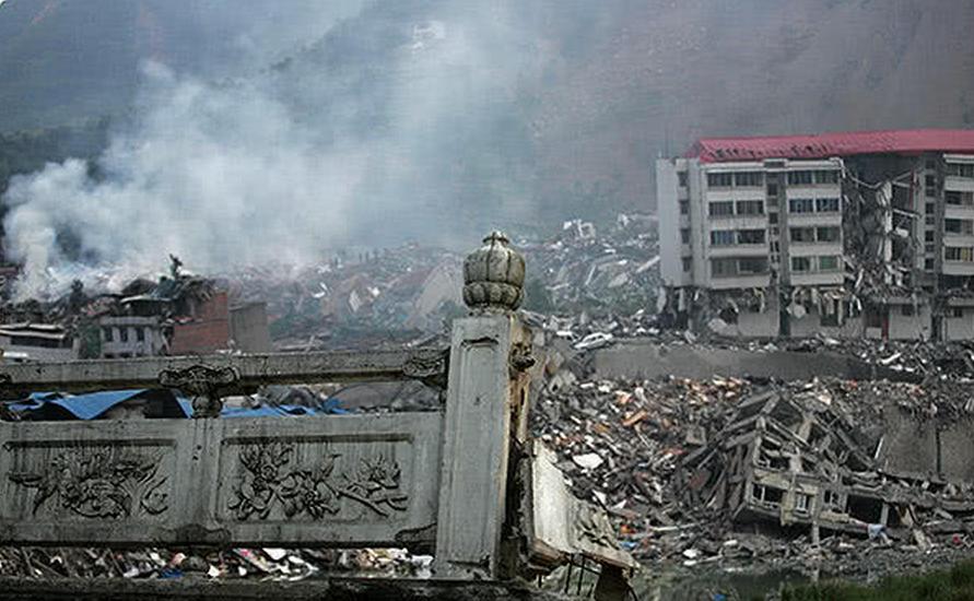 汶川地震過去了十年!每次回訪心情都非常沉重!_圖1-2
