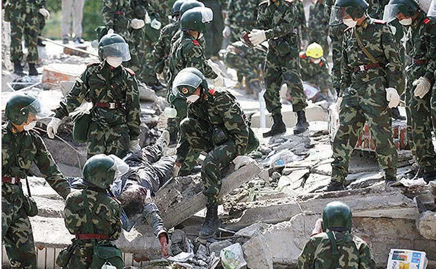 汶川地震過去了十年!每次回訪心情都非常沉重!_圖1-3