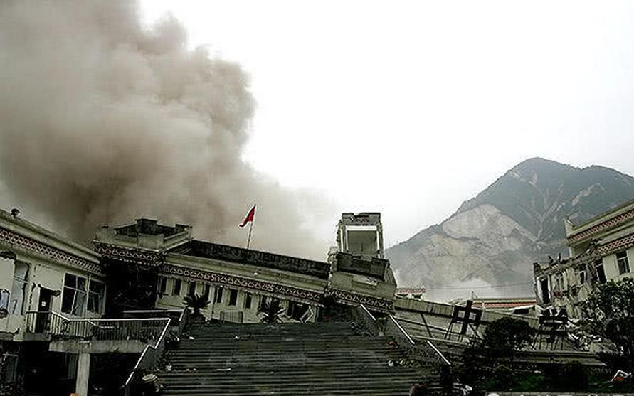 汶川地震過去了十年!每次回訪心情都非常沉重!_圖1-4