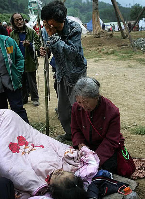 汶川地震過去了十年!每次回訪心情都非常沉重!_圖1-36