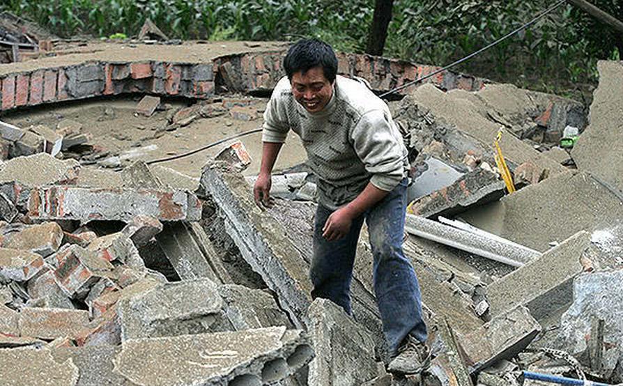 汶川地震過去了十年!每次回訪心情都非常沉重!_圖1-37