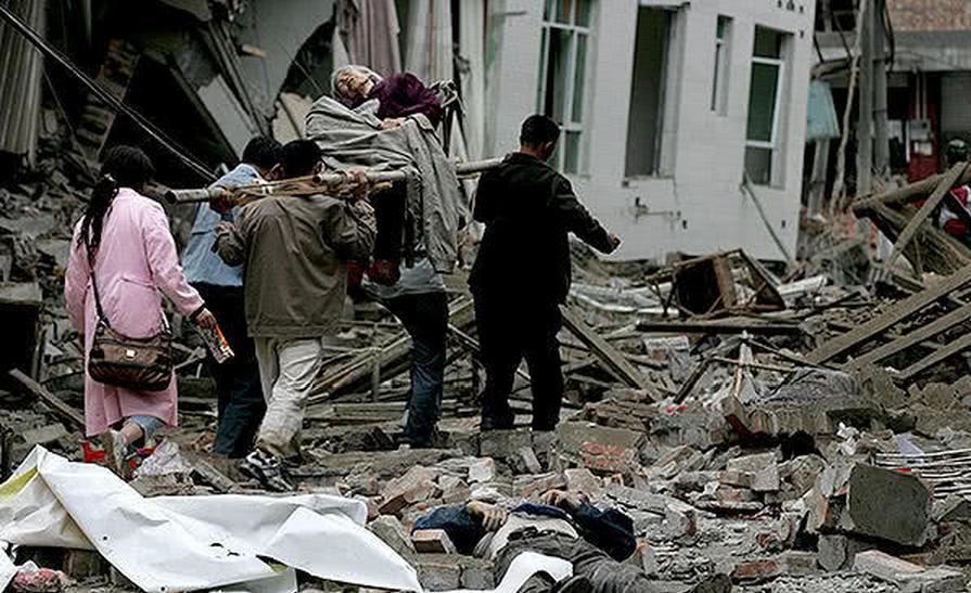 汶川地震過去了十年!每次回訪心情都非常沉重!_圖1-6