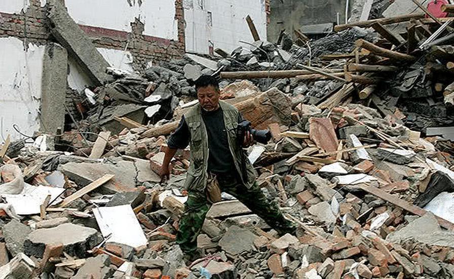 汶川地震過去了十年!每次回訪心情都非常沉重!_圖1-27