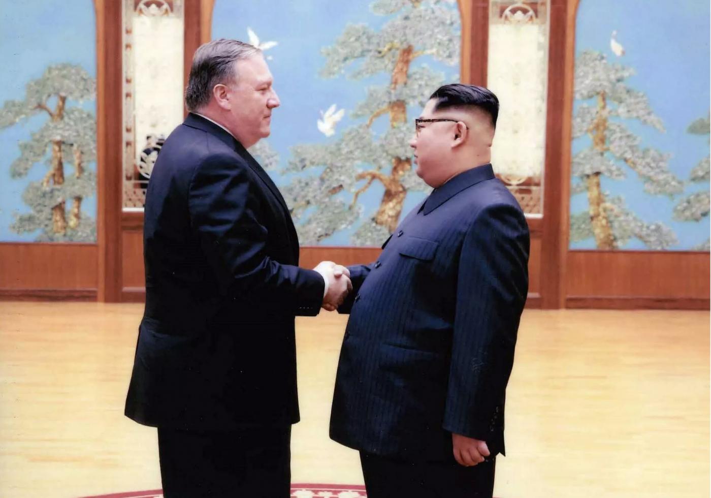 美国向金正恩提出了苛刻的弃核条件_图1-1